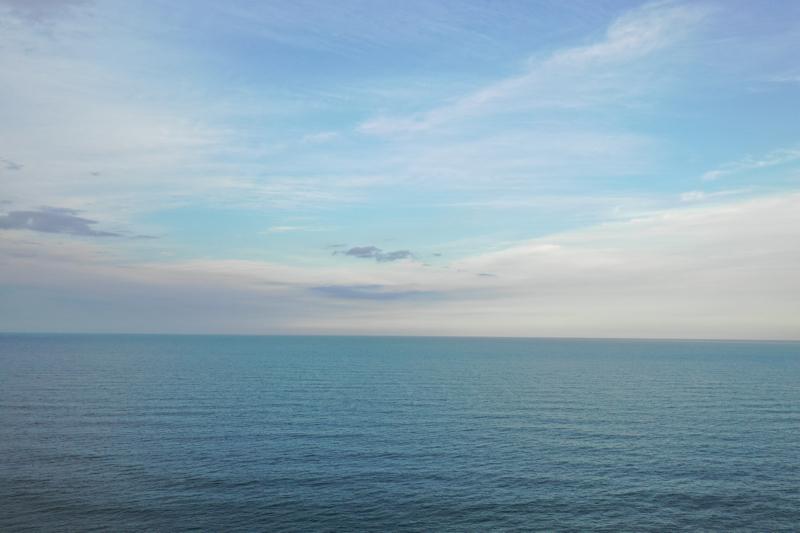 DJI Mavic 2 Pro Sunset Ocean