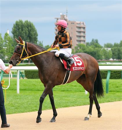 【札幌記念】モズカッチャンって近年の牝馬の中じゃ最強だろ