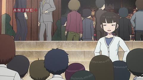 ハイスコアガール 8話感想(2)