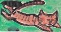 魔猫迷画猫の耳に念仏 (4)