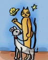 龍魔猫とペット (6)