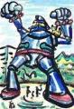 龍魔猫と鉄人28号 (1)