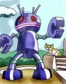 龍魔猫とダダンダン2号
