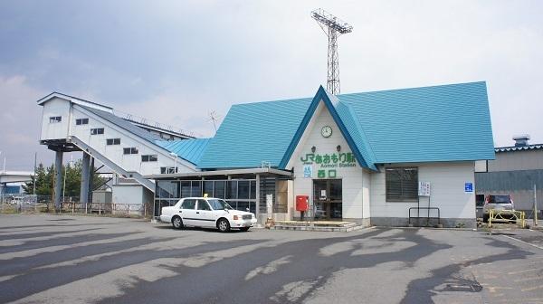 Aomori_Station_building_(West_Exit).jpg