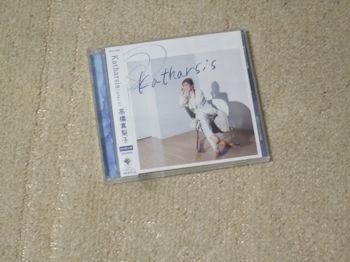 8/28 高橋真梨子 ニューアルバムkatharsis