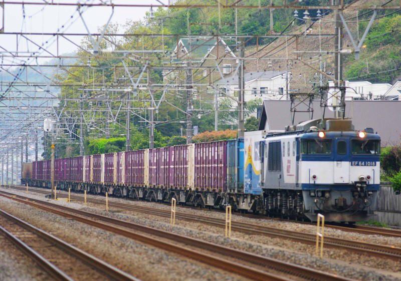 東海道線 二宮 大磯 貨物列車 撮影地 東海道熱海口貨物
