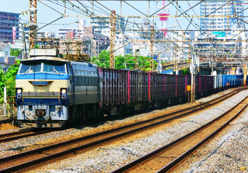 EF66-0 ゼロロク ニーナ 27号機 東海道線 平塚 大磯 貨物列車 撮影地 鍼灸マッサージ 平塚市
