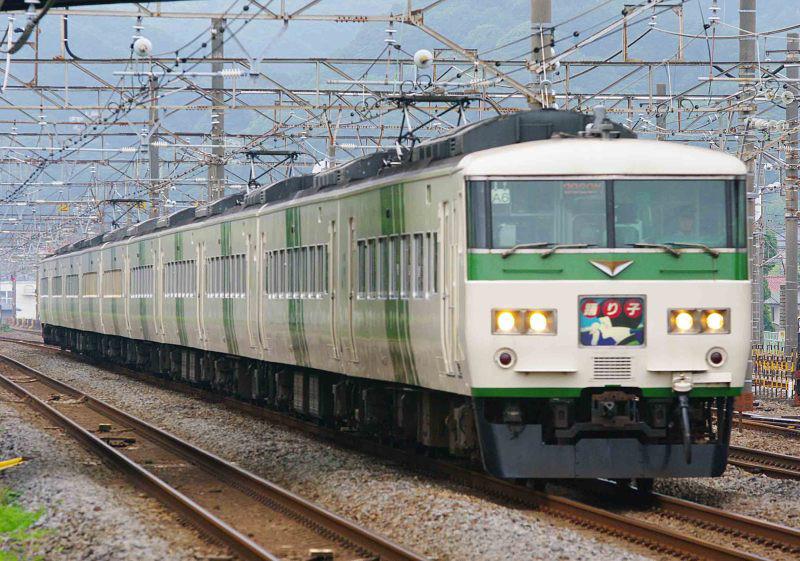 185系 踊り子 平塚 大磯 東海道線 鍼灸マッサージ 平塚市 伊豆への案内