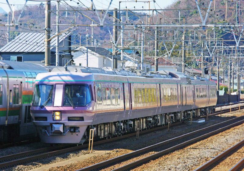 485系 485系改 リゾートエクスプレスゆう 大磯 二宮 東海道線 撮影地 究極の583系