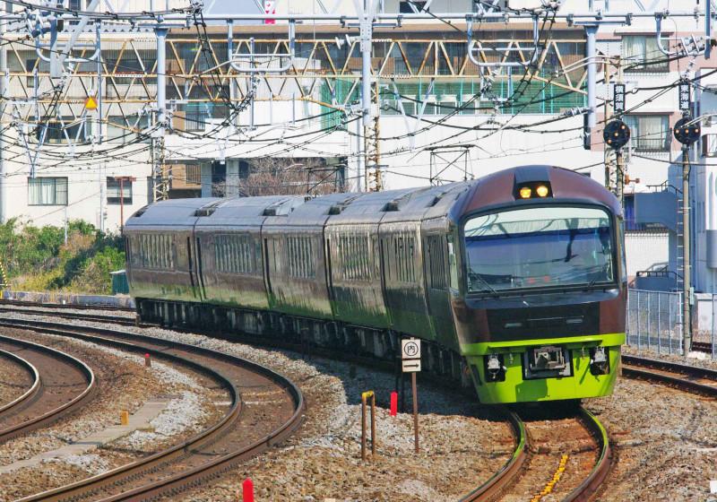 485系 485系改 東海道線 横須賀線 戸塚 大船 伊豆いで湯やまどり号 リゾートやまどり 撮影地 究極の583系