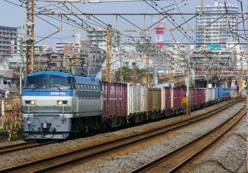 EF66-100 サメ 平塚 大磯 5095ㇾ 貨物列車 撮影地 鍼灸マッサージ 平塚市