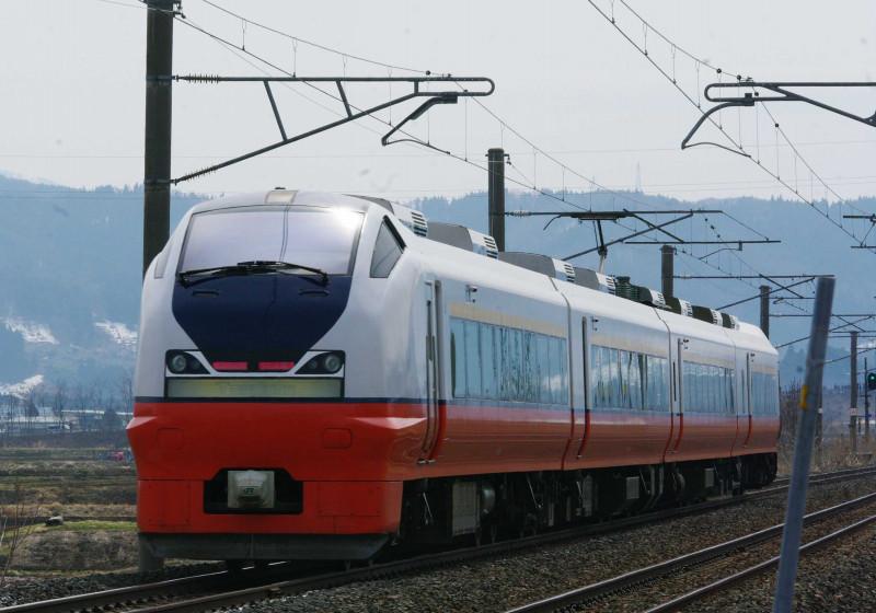 E751系 特急つがる 奥羽本線 石川駅 撮影地 究極の583系