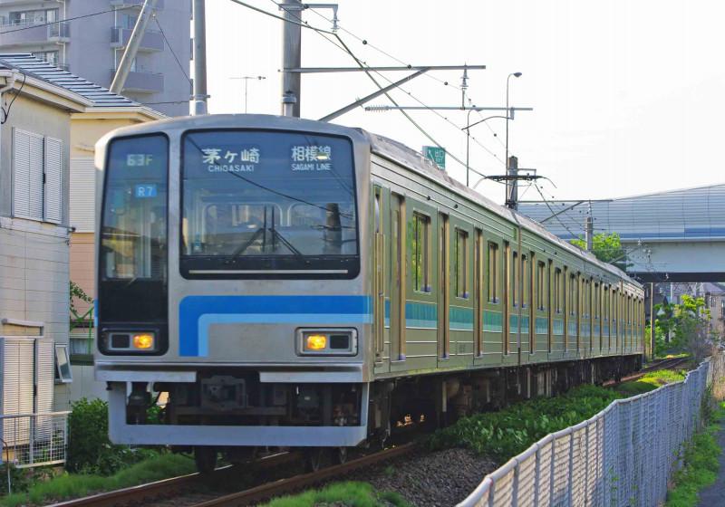 205系500番台 相模線 北茅ヶ崎 香川 撮影地 究極の583系
