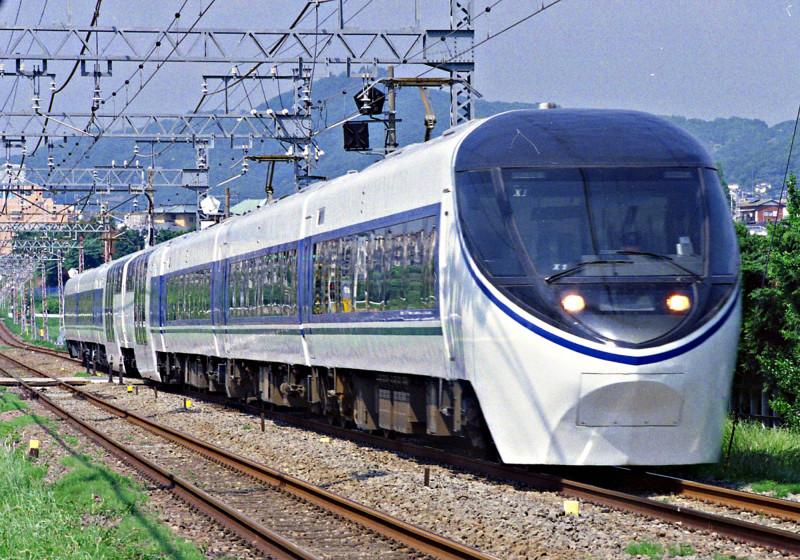 371系 JR東海 あさぎり号 伊勢原 鶴巻温泉 新幹線100系 究極の583系 583系 撮影地
