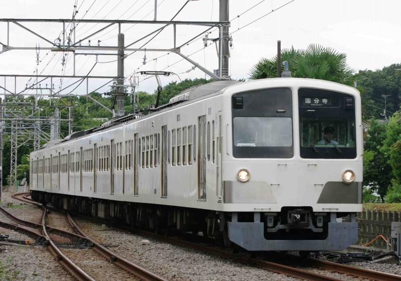究極の583系 伊豆箱根鉄道 三岐鉄道 近江鉄道 西武鉄道 多摩湖線 湖風号カラー