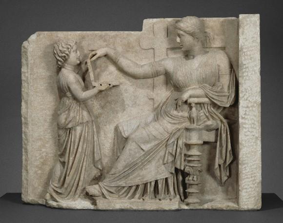 ギリシャ彫刻 ラップトップ
