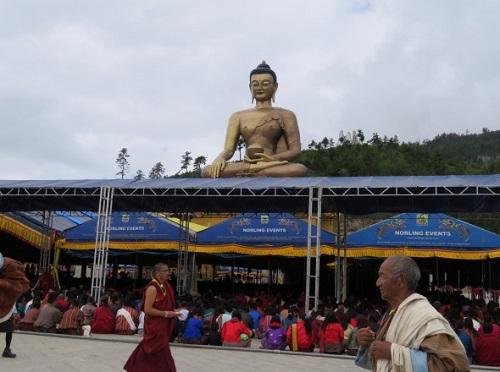ブータン 敬虔な信者1