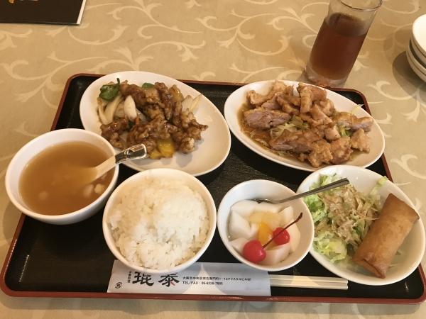 中華料理 琨泰(クンタイ) (13)