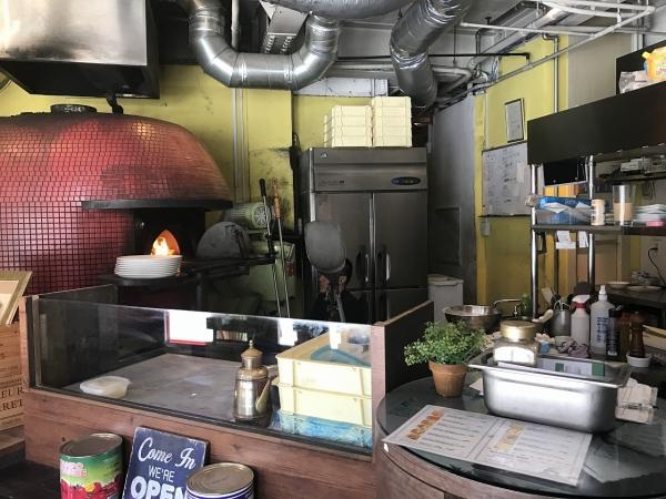 イタリア食堂 ガーデンバール (12)
