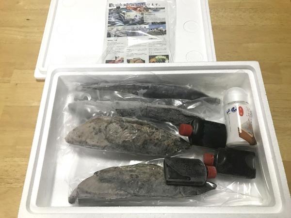 高知県室戸市 土佐流藁焼きかつおタタキ4節セット (2)