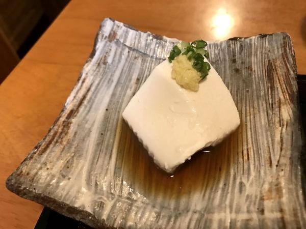 豆腐料理 紅絲 こうし (2)