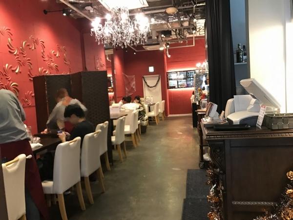 タイ フード ラウンジ ディー(Thai Food Lounge DEE) 心斎橋本店 201810 (5)