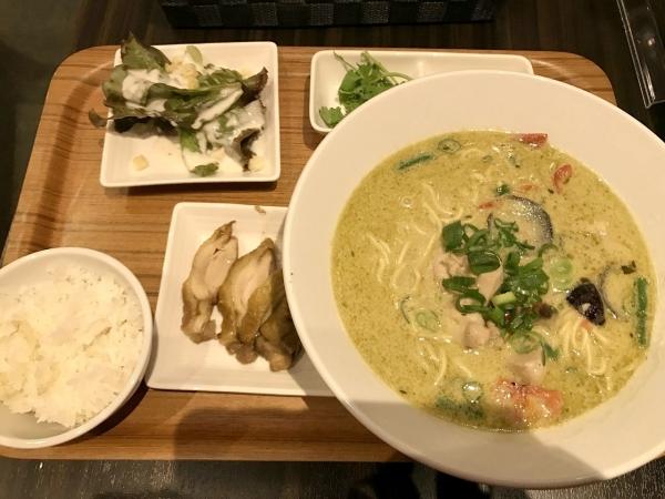 タイ フード ラウンジ ディー(Thai Food Lounge DEE) 心斎橋本店 201810 (9)