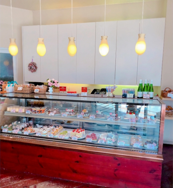 パティスリー ラルゴ(2)店内の写真