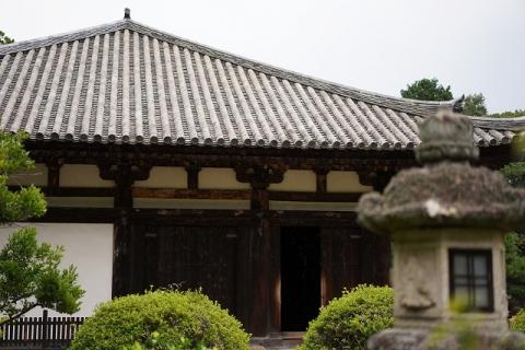 秋篠寺・本堂2