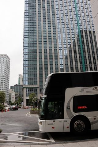 プレミアムドリーム号(東京駅)