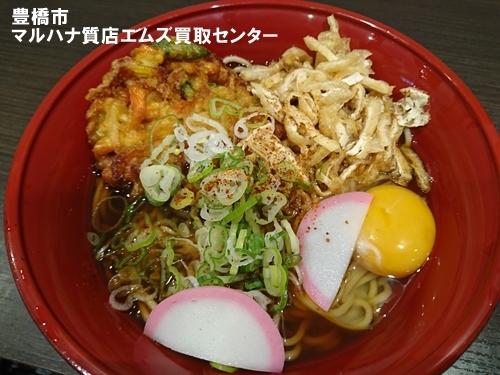 豊橋駅蕎麦 マルハナ質店