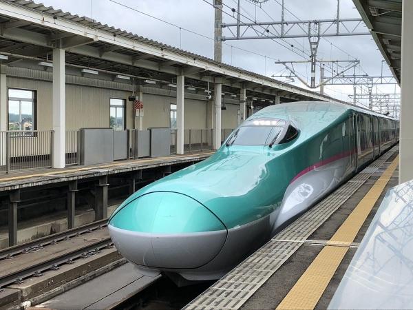 2018-08-09 東北新幹線