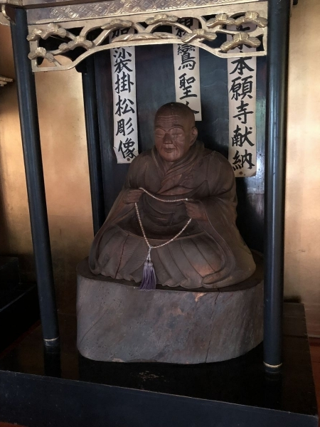 2018-08-30 親鸞聖人座像