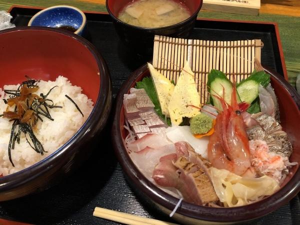 2018-09-04 海鮮丼1
