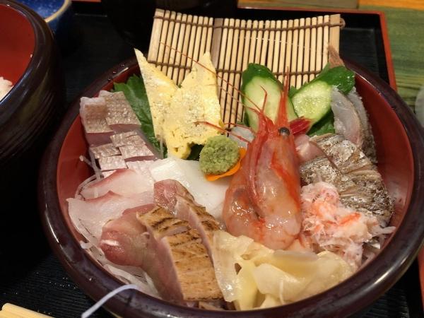 2018-09-04 海鮮丼2