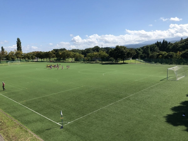 2018-09-23 サッカー場