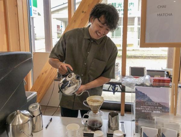 2018-09-23 妙高コーヒー