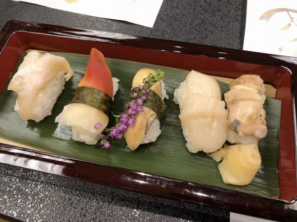 2018-10-10 寿司