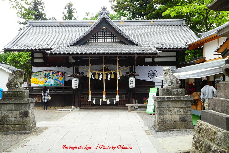 真田神社TZ1