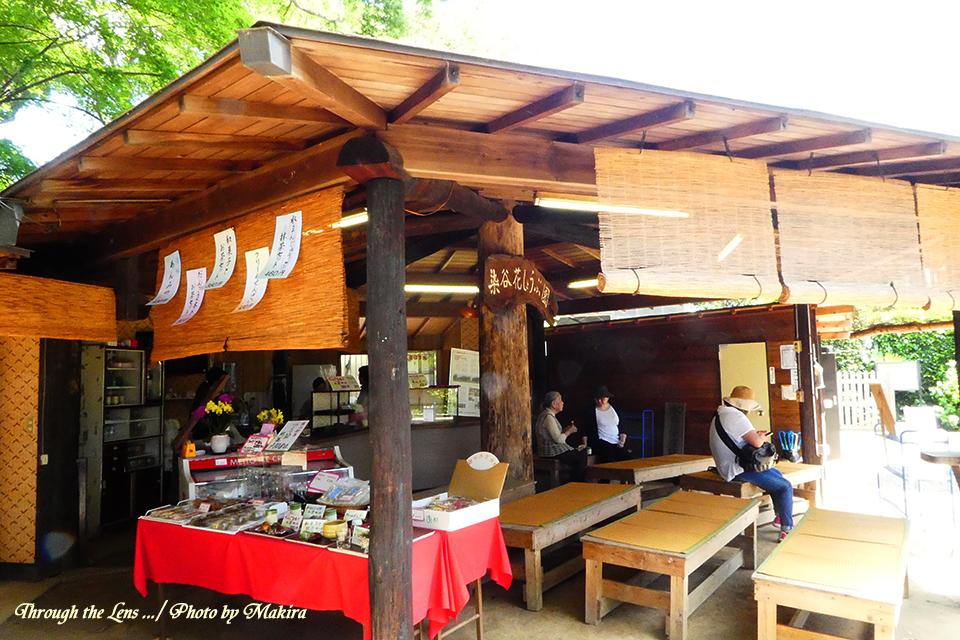 染谷しょうぶ園入口茶屋TZ1