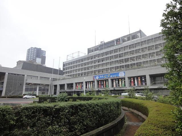 七十七銀行仙台市役所店