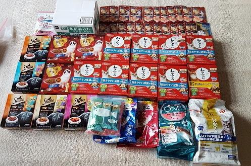 支援物資(千葉県 Y・Sさま)うぶちゃんママ