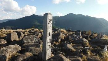 北横岳と大岳