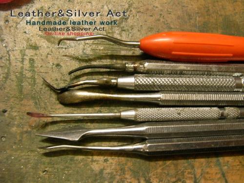 彫金 ワックス オーダーメイド シルバー 工具