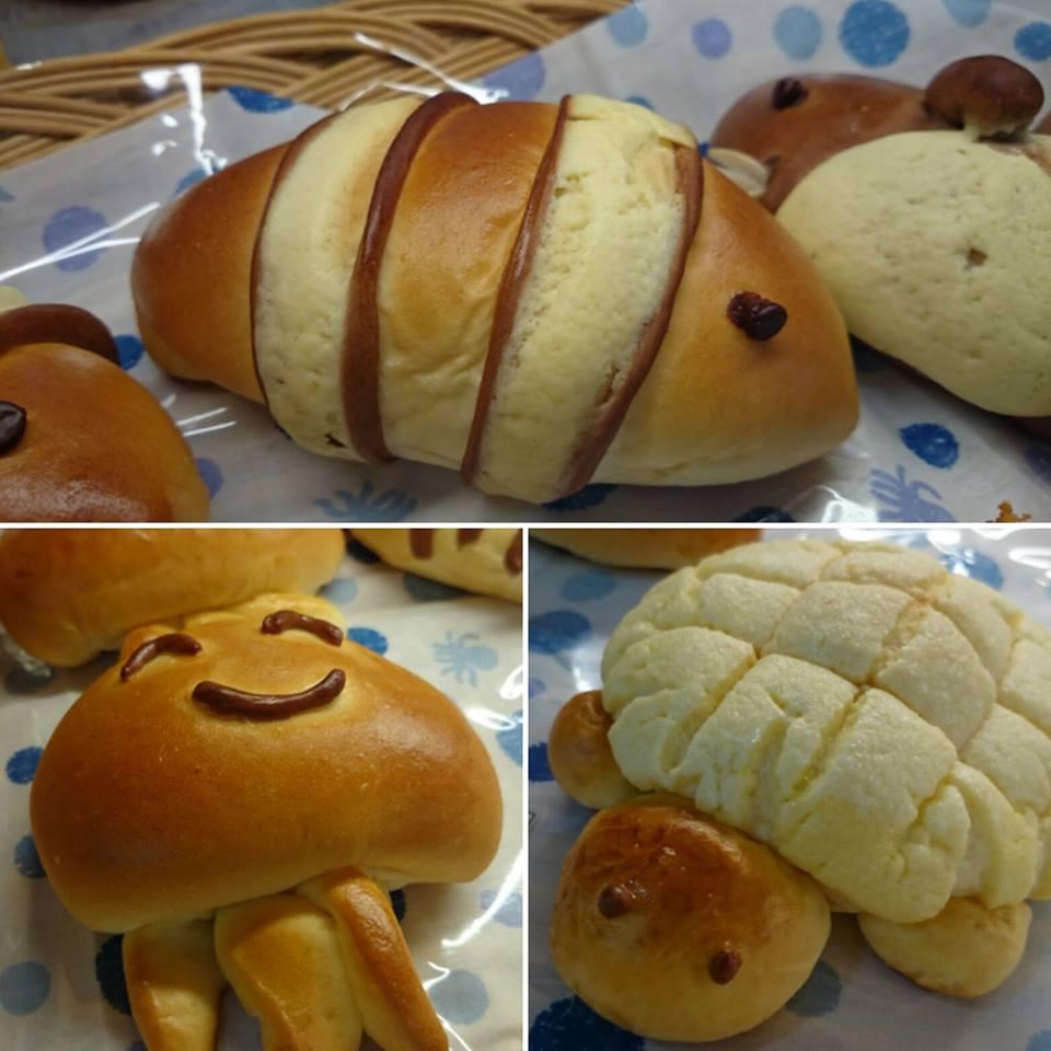 パン屋さん水族館