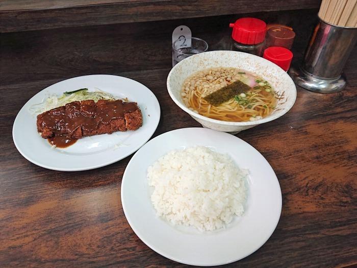 三久食堂1