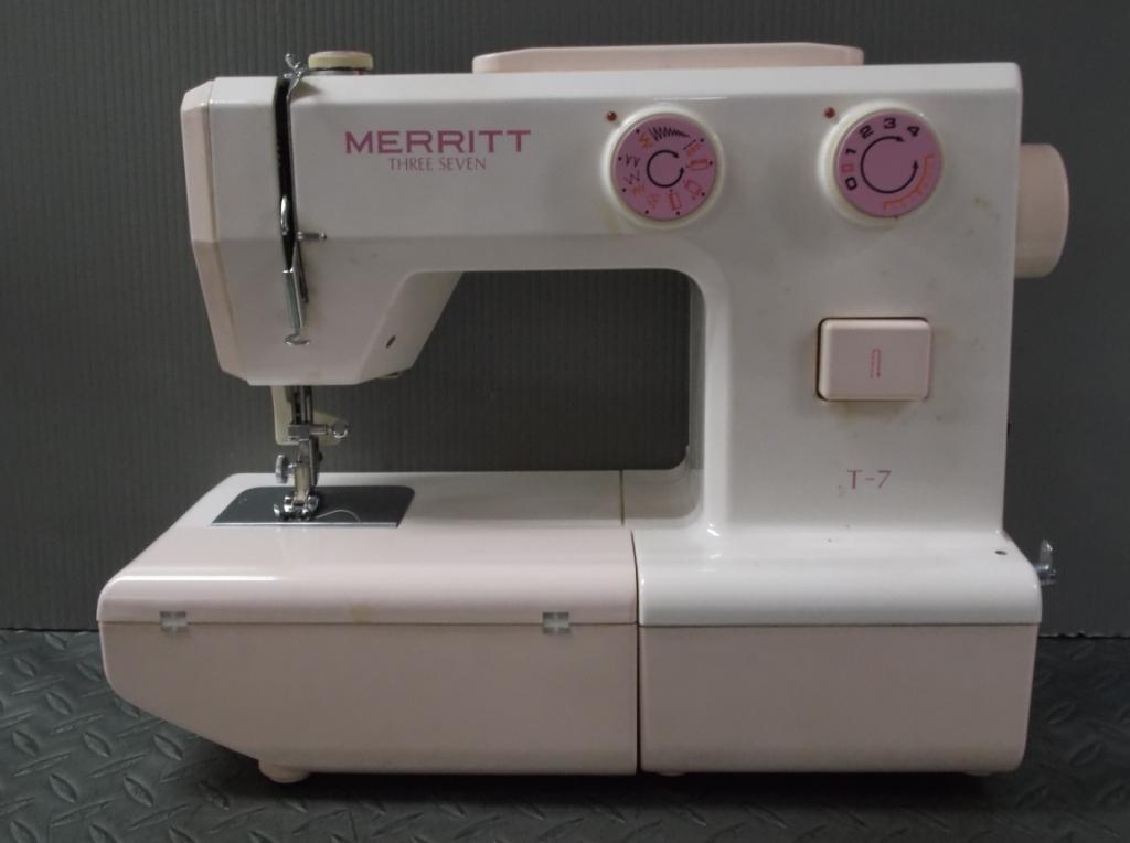 MERRITT T-7-1