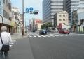 国道16号{中区郵便局の近く)