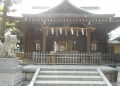 日枝神社・拝殿