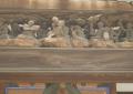 欄間の彫刻